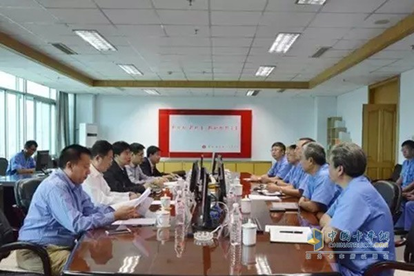 Zhang Dongqun, deputy mayor of Chaoyang Municipal Government, led the relevant person in charge of the relevant city bureau to come to Chai Power to investigate and investigate