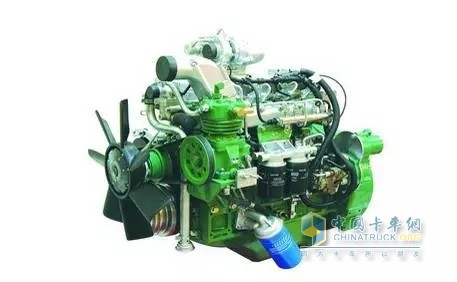 CA6DLD-30E4 two-stage supercharged diesel engine