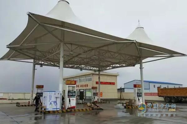Kouksu Yeoyang G207 National Highway Yin Ji Kang Tsui Filling Station