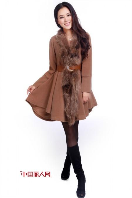 昕念品牌女装 都市女性时尚前沿的代表
