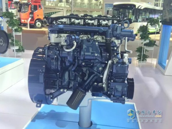 Maisford 4.8L engine