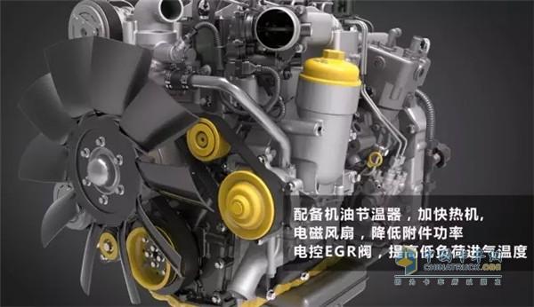 Technical Advantage 8: Intelligent Fuel Saving