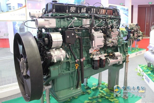 FAW Xichai Aowei 11L Engine