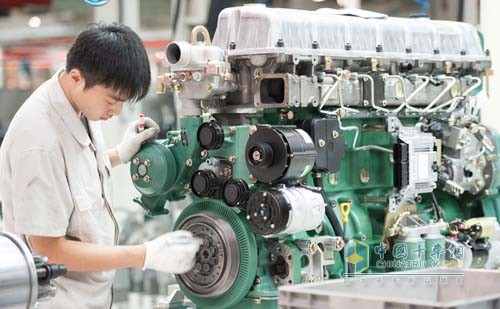 FAW Wuxi Diesel Engine