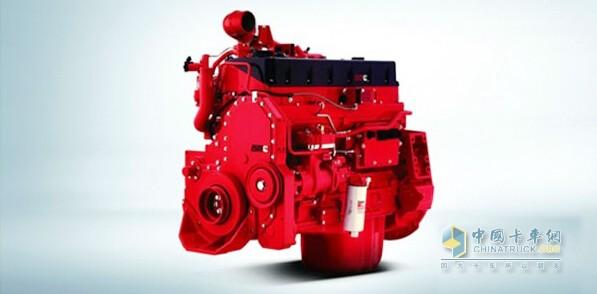 Xi'an Cummins ISM11L engine