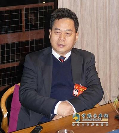 Valin Xingma Automobile Group Chairman Liu Hanru