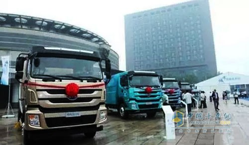 Annual production capacity of 15,000 sanitation special vehicles projects settled in Tangshan
