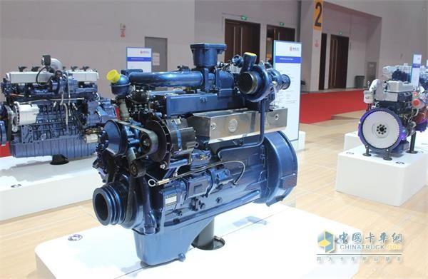 Weichai natural gas engine