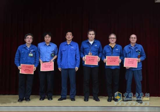 Yuchai Rewards Innovative Innovation Projects, R&D and Achievements of Technicians