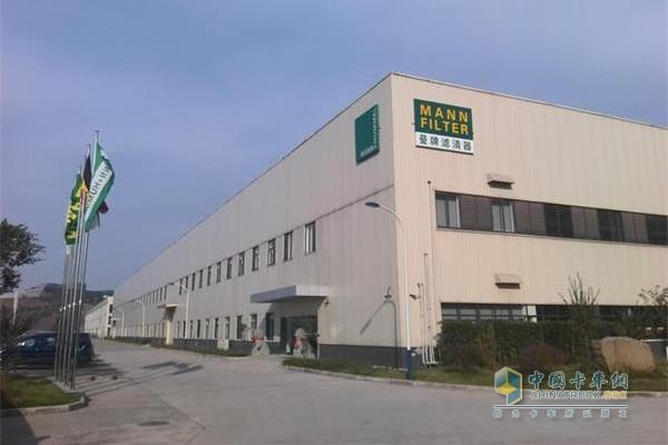 Mannheimer factory