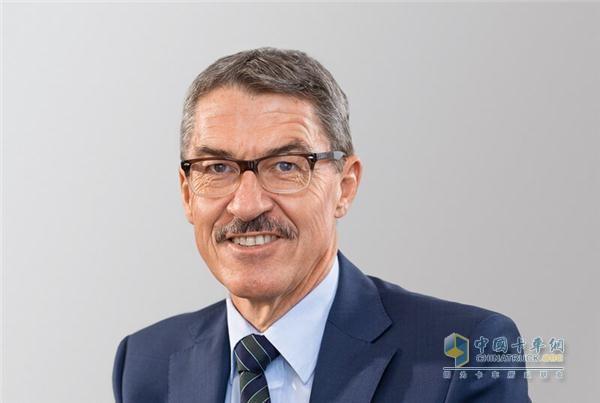 Alfred Weber, President of MANN+HUMMEL