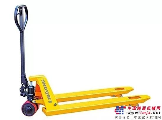 Electric / manual pallet handling forklift Pallet Trucks/Hand Pallet Trucks