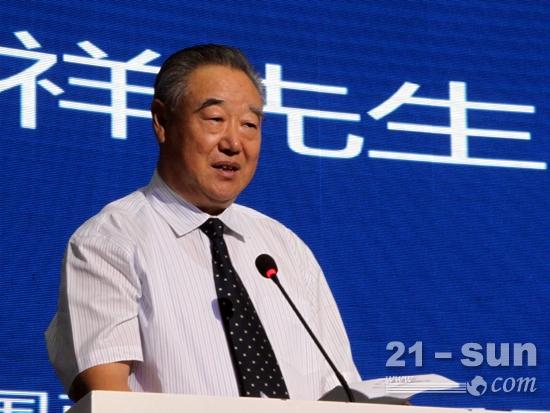 国机械工业联合会会长王瑞祥