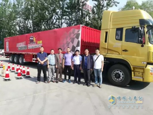The third season Dongfeng Tianlong Driver Contest