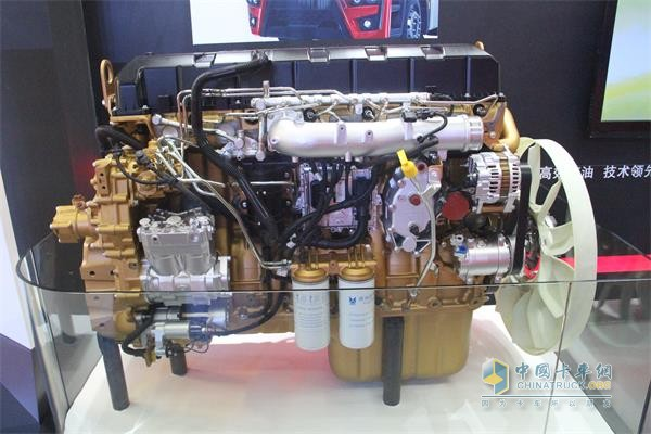 Jiangling Ford JX6D series engine