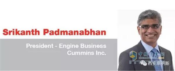 Mr. Srikanth Padmanabhan