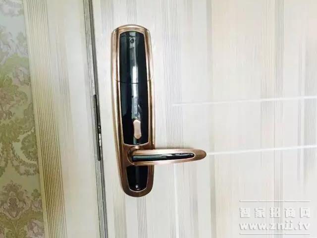 固丽佳智能电子酒店锁于广州逸海大酒店成功安装