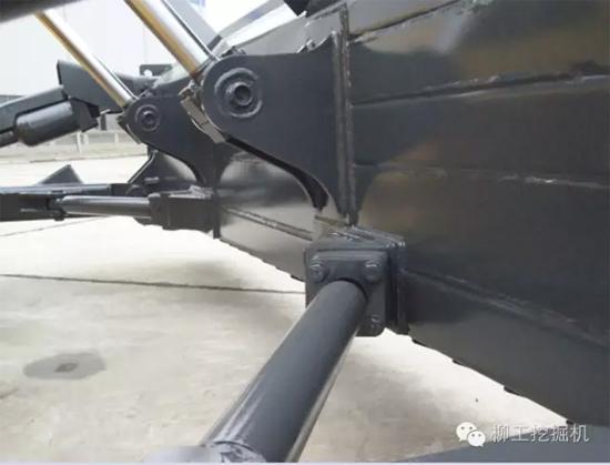 箱式铲刀焊接结构优化改进