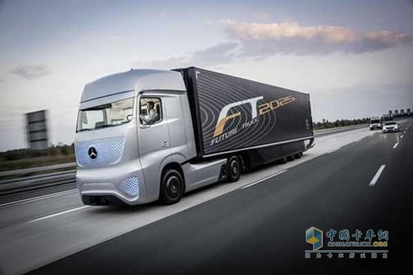 Truck Automatic Driving Technology