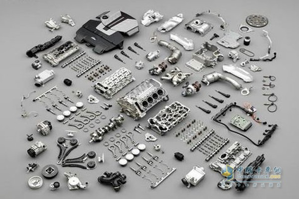 Automotive parts and new materials are in short supply