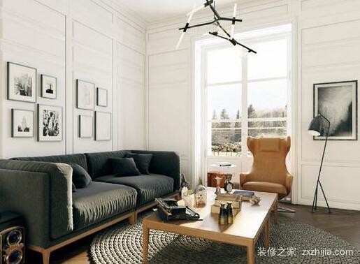 客厅简单装修