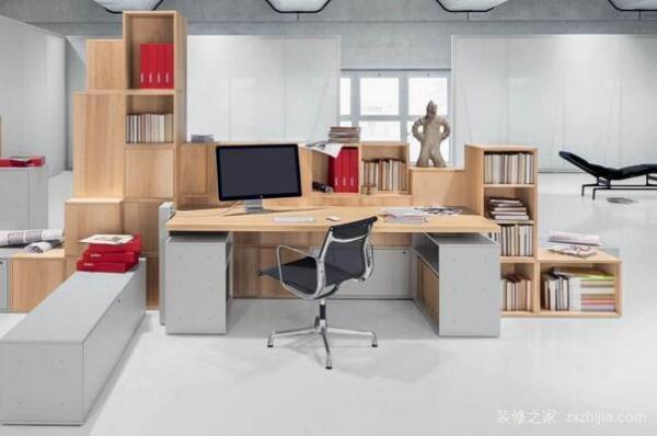简单装修办公室