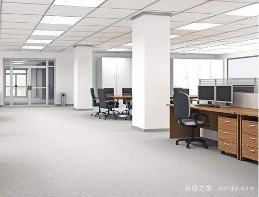 简单装修办公室细节