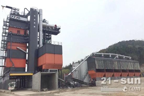 铁拓机械环保重器在南京投产