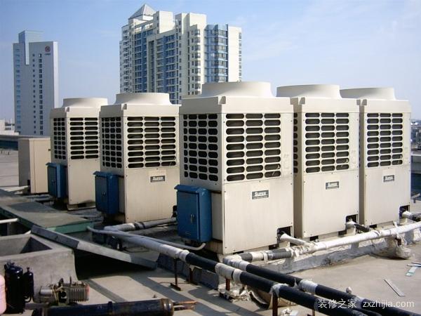 中央空调吊顶高度