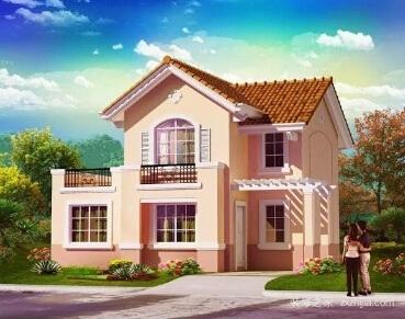 小户型别墅