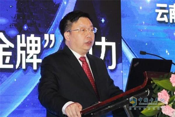 Kunming Yunnei Power Co., Ltd. Chairman Yang Bo