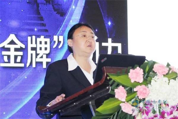 Yunnei Power General Manager Dai Yunhui