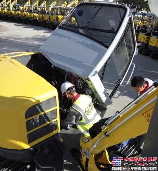 Wacker Neuson 6003 digging machine, the strength of interpretation is not the same!