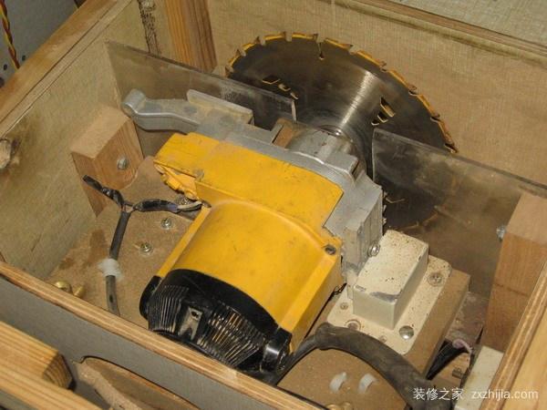装修木工锯台