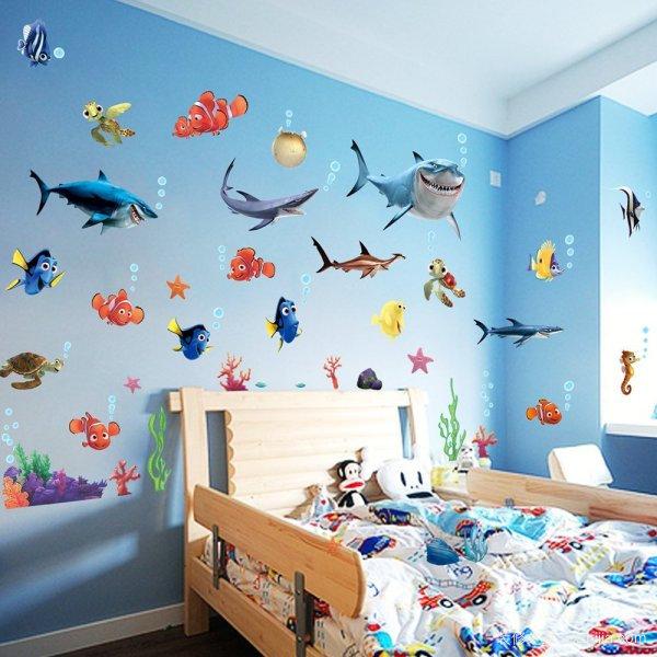宝宝的卧室