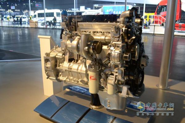 Dongfeng Cummins ISZ13L Engine