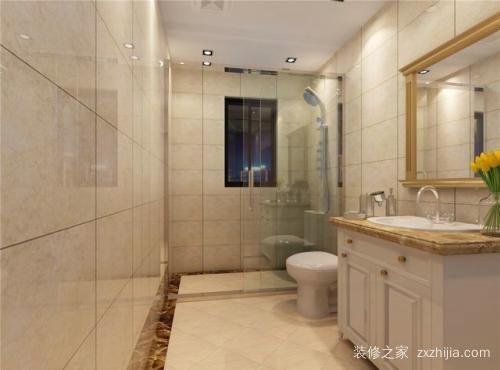 卫生间瓷砖图案