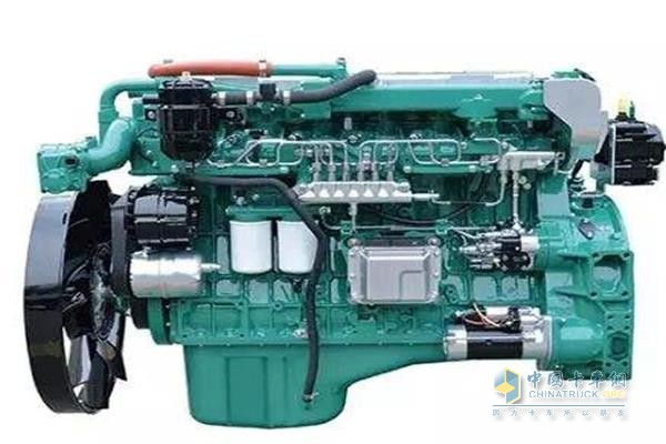 FAW Liberated Xichai 6DL3 State V Engine