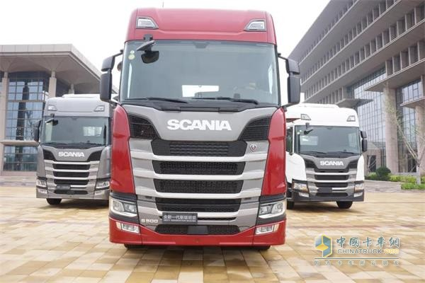 A new generation of Scania