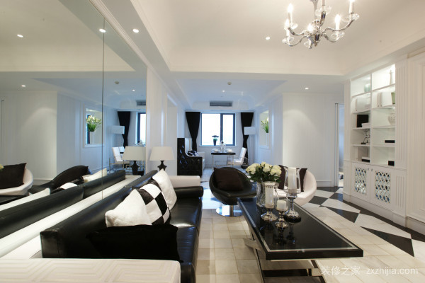 现代室内装修风格