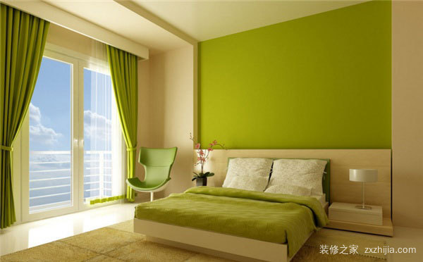 Interior wall coating construction technology