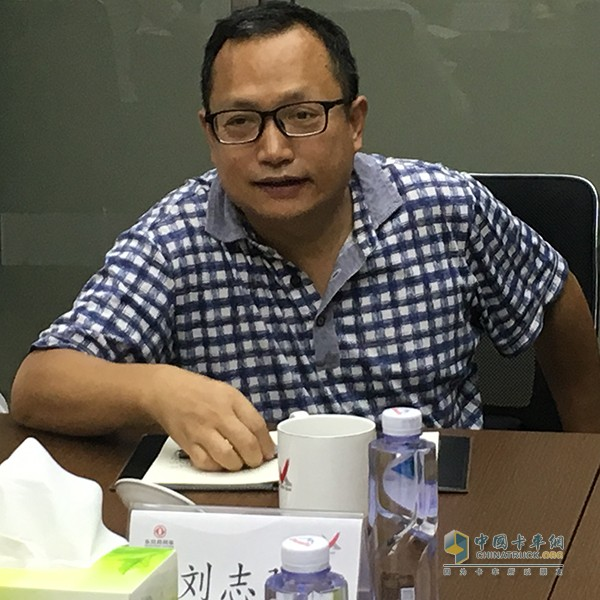 Liu Zhiqiang, Minister of Chassis Department of Dongfeng Commercial Vehicles