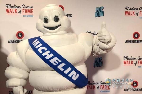 """Mr. Michelin Tire """"Bibida"""""""