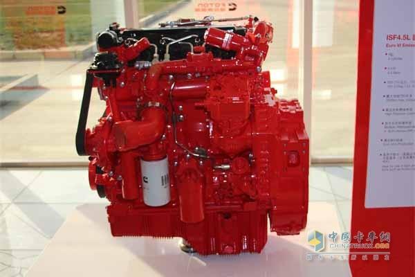 Foton Cummins ISF4.5L engine