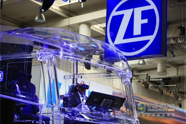 ZF considers the acquisition of WABCO, a supplier of commercial vehicle safety and efficiency control systems