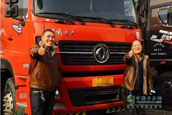 Master Wei likes Dongfeng Cummins