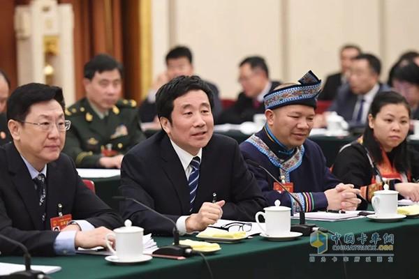Yu Ping, Chairman of Yuchai Group