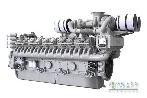 YC20VC engine