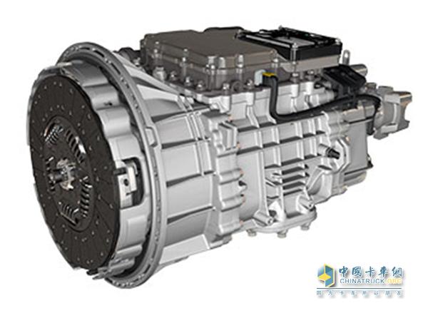 Endurant 12-speed automatic transmission