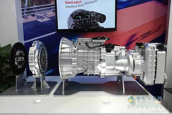 Eaton Endurant gearbox